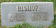 Profile photo:  George W. Bishop