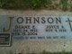 Duane Edward Johnson
