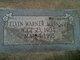 Elvin Warner Johnson