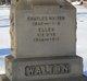 Charles Walton
