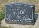 Charles D Alder