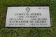 "Profile photo:  James Douglass ""Jim"" Adams"