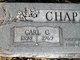 Carl Chapman Chaplin