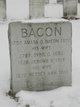 Profile photo:  Jerome B. Bacon