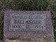 Profile photo:  Harold Eugene Ballanger