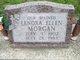 Profile photo:  Lenora Ellen Morgan