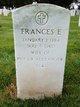 Frances Earl <I>White</I> Alexander