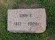 Ann E Baker