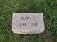 Mary F Baker