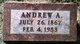 Andrew A. Christensen
