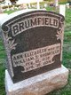 Profile photo:  Ann Elizabeth <I>McDonald</I> Brumfield