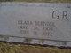 Clara Bernice <I>James</I> Griffin