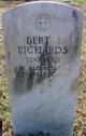 Bert J Richards
