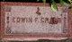 Edwin F Crabb