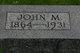 John McClellan Felknor