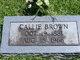 Callie Brown