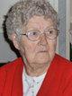 Profile photo:  Frances Marie <I>Bowman</I> Sutton