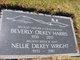 Nellie Catherine <I>Dilkey</I> Wright