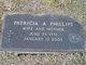 Patricia A Phillips