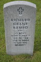 Richard Grant Rambo
