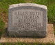 Helen Ruth <I>Sutherlin</I> Addison