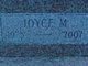 Joyce Margaret <I>Clady</I> Westenhaver