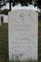 James O Arthur
