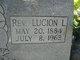 Rev Lucion Lafayette Moore