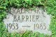 Profile photo:  Ralph K Barrier