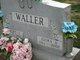 Hubert E Waller
