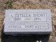 Profile photo:  A Estella Short