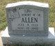 Robert W. Allen, Sr
