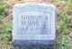 Profile photo:  Addison Andrew Doane, Sr