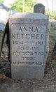 Profile photo:  Anna Ketcher