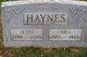 Ora <I>Allgood</I> Haynes