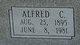 Alfred C. Allen