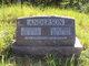 Fostaline <I>Snodgrass</I> Anderson