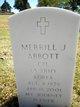 Merrill John Abbott