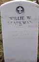 """William Wesley """"Willie"""" Sparkman"""