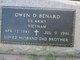 Owen D Benard
