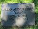 """Allen Arthur """"""""Chip"""""""" Lewis"""