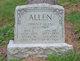 "Profile photo:  Abigail H. ""Abbie"" <I>Decker</I> Allen"