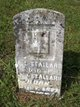 Profile photo:  A. L. Stallard