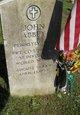 Profile photo: Pvt John Abbey
