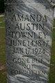 Amanda <I>Austin</I> Townley