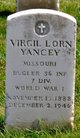Profile photo:  Virgil Lorn Yancey