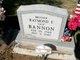"""Raymond E """"Skip"""" Bannon"""