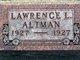Profile photo:  Lawrence L Altman
