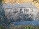 Profile photo:  Alma E Price