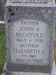 Profile photo:  Elizabeth A. <I>Twining</I> Bechtold